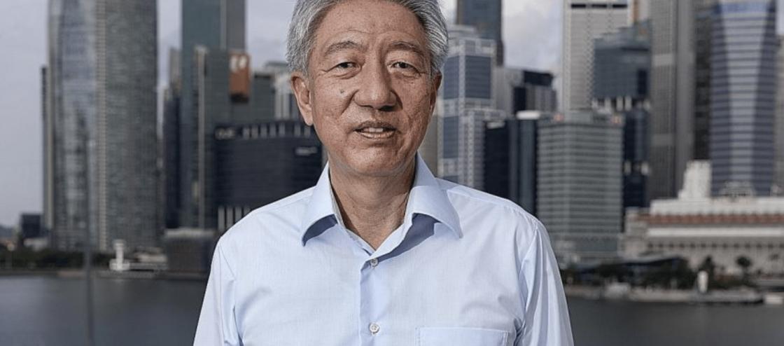 Senior Minister Teo Chee Hean